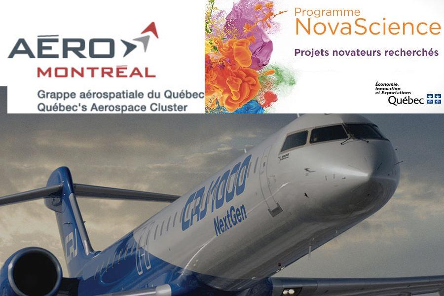 NovaScience-Québec : Développer le goût de l'aviation
