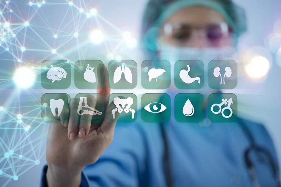 Examens médicaux : « On va gérer notre réseau de la santé comme on le pense»