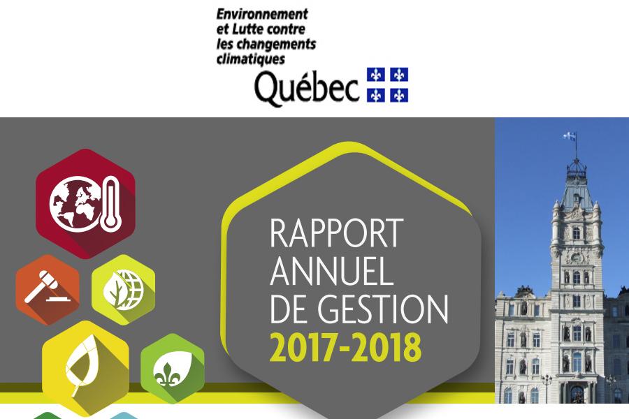 Autorisations environnementales : En nette « décroissance » en 2017-2018